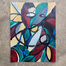 "Load image into Gallery viewer, ""She"" original painting by Kasey Wanford"