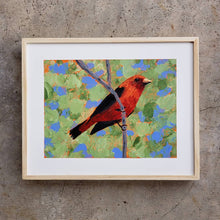 Load image into Gallery viewer, Scarlet Tanager