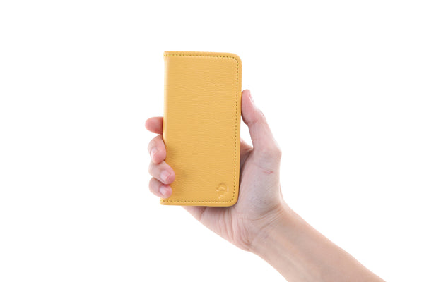 Air Cover for iPhone SE, 5 & 5S - Yellow