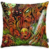 Untitled I Throw Pillow