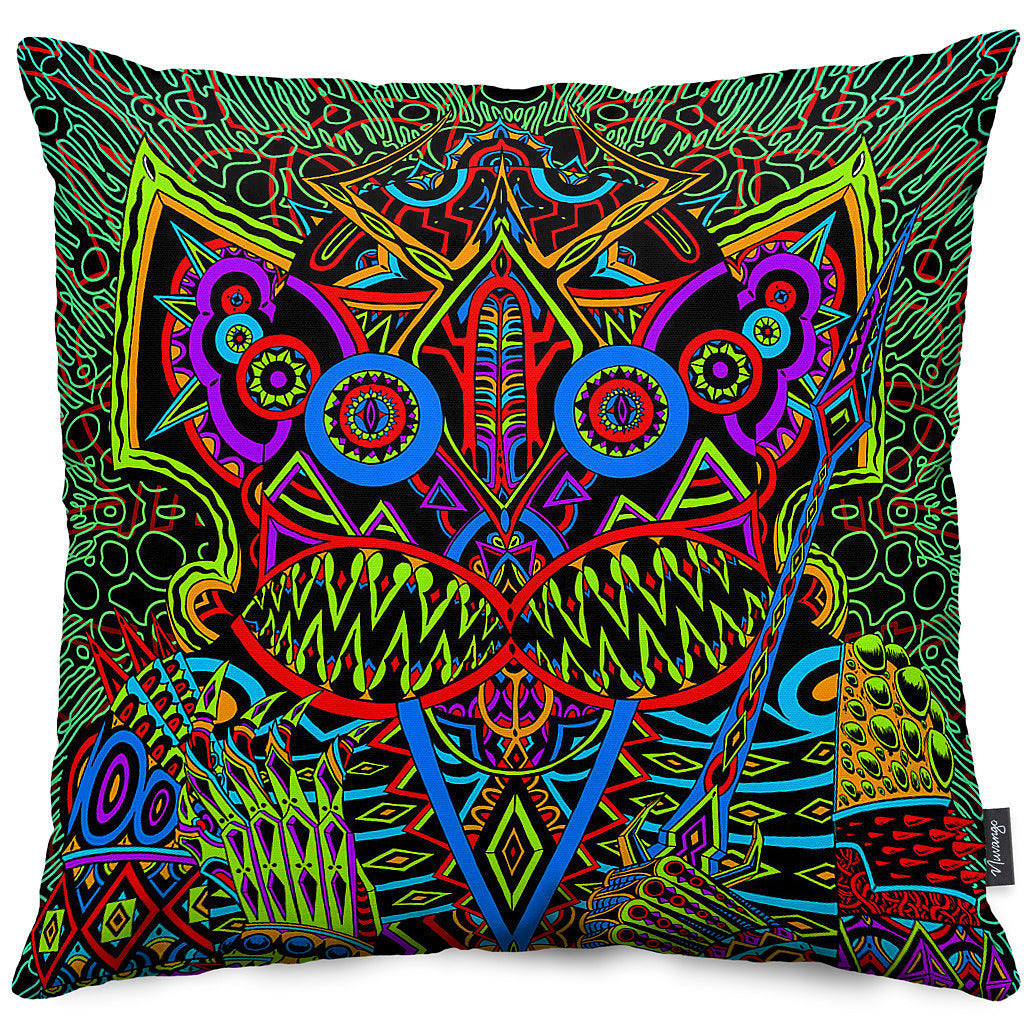 Celestial Traveller Throw Pillow
