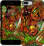 Monster Maker iPhone Case