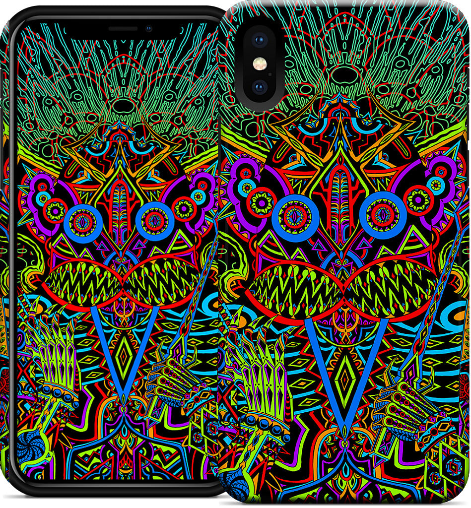 Untitled I iPhone Case