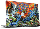 Megagod Eternus Laptop Skin