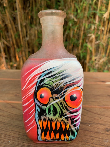 Antique Monster Bottle 7