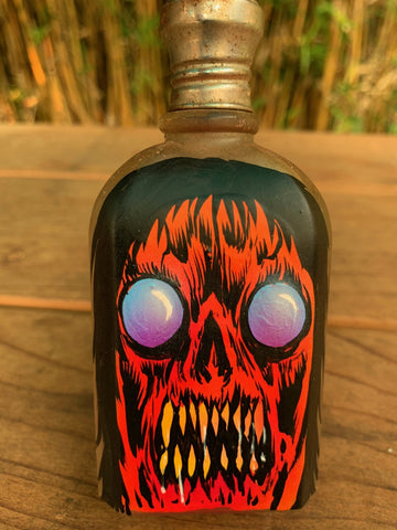 Antique Monster Bottle 5