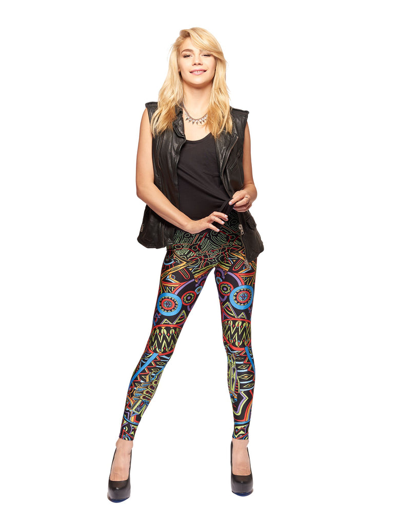 Celestial Traveller Leggings