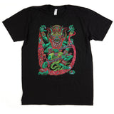 Dancing Death God T-Shirt (Black)