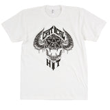 Critical Hit Logo T-Shirt (White)