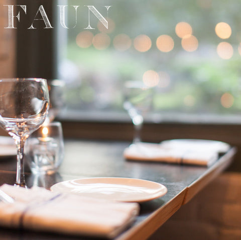 Faun restaurant nyc review new york new neighbourhood outdoor garden brooklyn