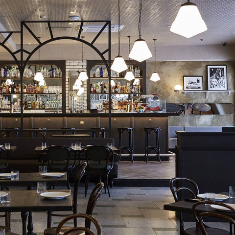 Yosma London review restaurant baker street new
