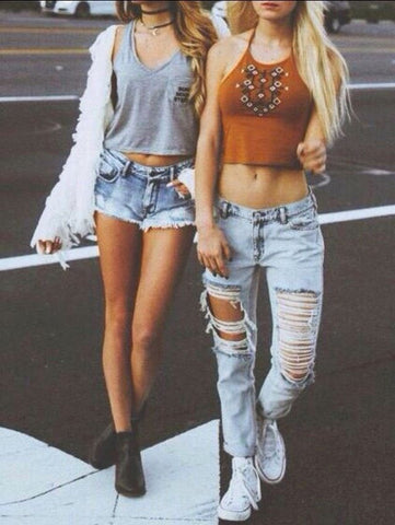 coachella street style ripped jeans get buy shop online