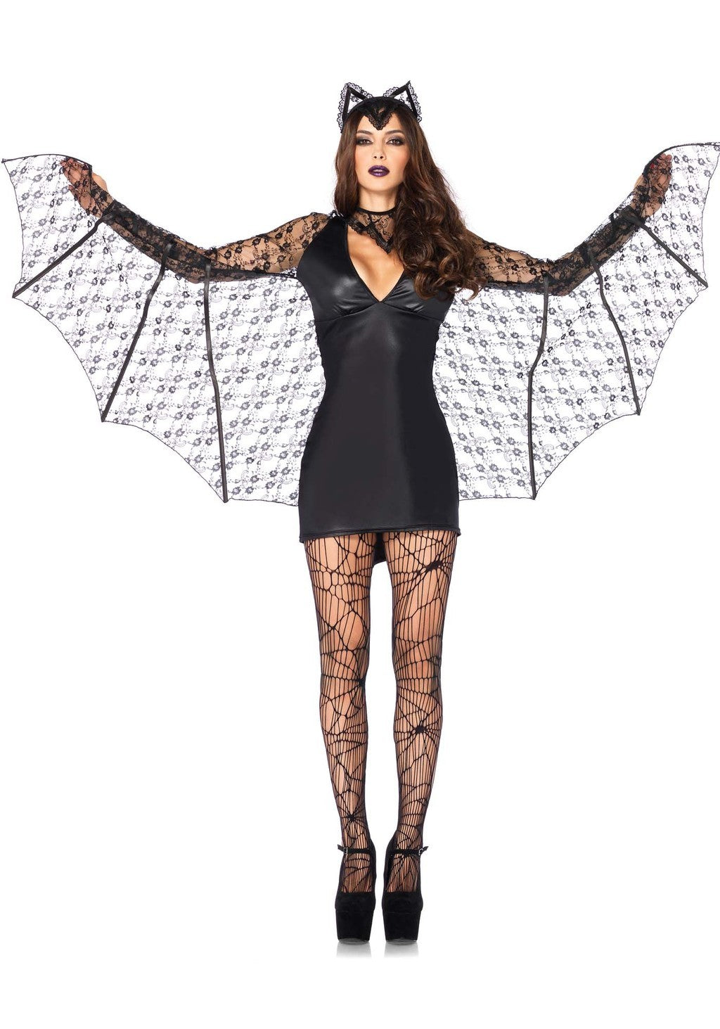 ... of outfits but you can never really fail with a gothic/corpse bride/bat costume; theyu0027re just classics (and slightly more creative than a witch.  sc 1 st  Leggsington & Halloween Costume Ideas 2016 u2013 Leggsington