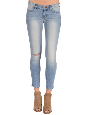 ripped knee jeans leggsington siwy denim blue