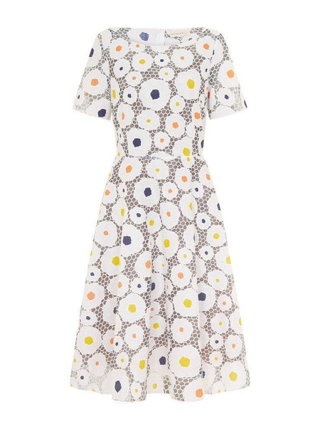 Emma Dress- Multi-Dress-Leggsington