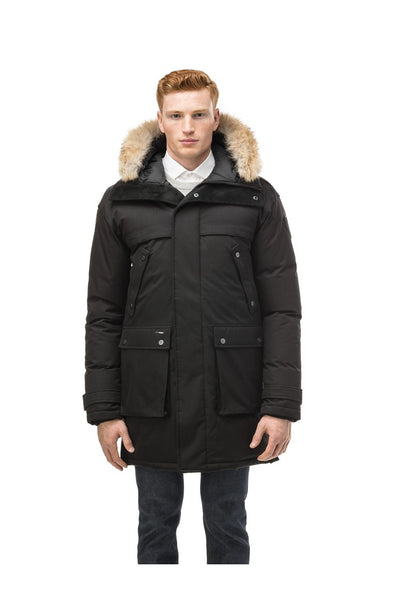 Nobis Men's Yatesy Long Parka