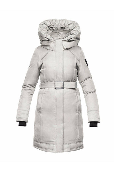 Nobis - Astrid Parka - Light Gray