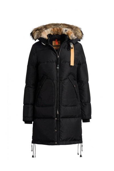 Parajumpers - Long Bear - Parka Jacket - Black-Outerwear-Leggsington
