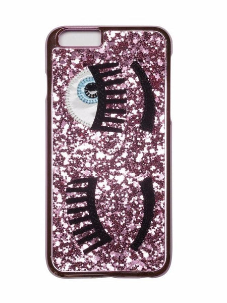 Chiara Ferragni - Flirting IPhone Case - Pink