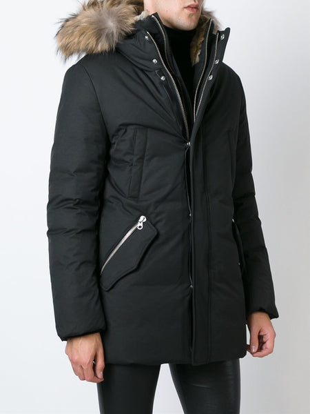 Mackage Men - Edward Down Jacket - Black-Outerwear-Leggsington