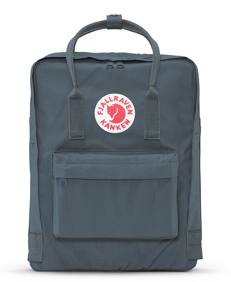 Fjallraven - Kanken Backpack - Graphite-Backpack-Leggsington