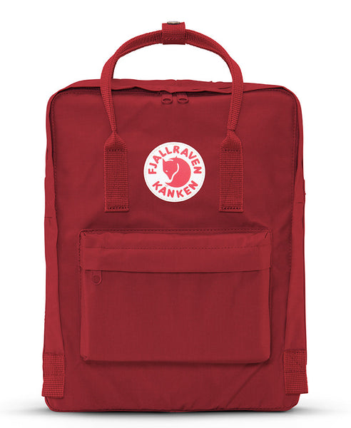 Fjallraven - Kanken Backpack - Ox Red-Backpack-Leggsington