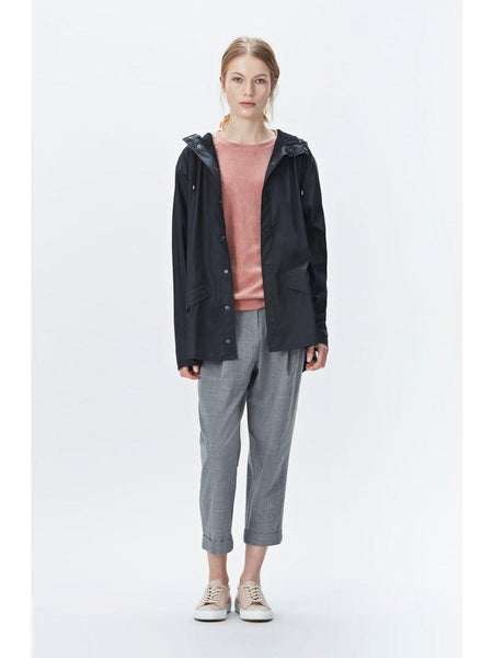 Rains - Jacket in black-jacket-Leggsington