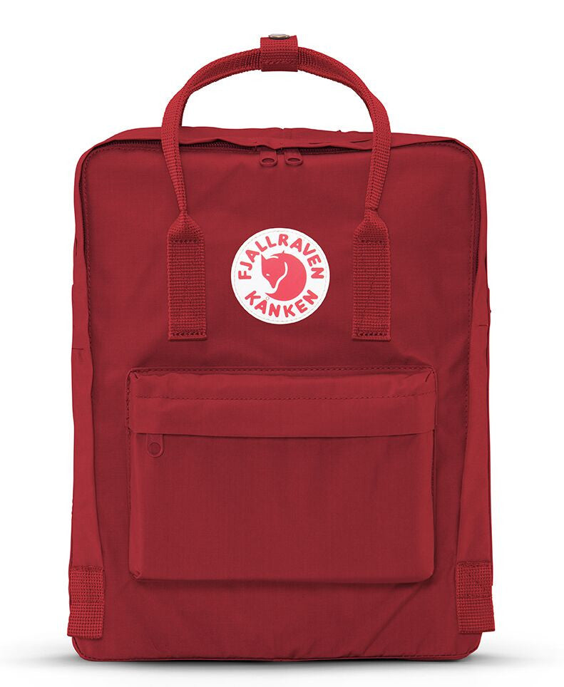 Fjallraven - Kanken Backpack Mini - Deep Red