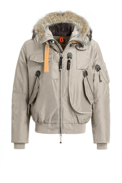 Parajumpers Men - Gobi - Bomber Jacket - Sand-Outerwear-Leggsington