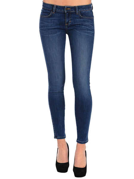 Siwy Denim - 'Hannah in Under the Boardwalk' - Blue-Rinse Skinny Jeans