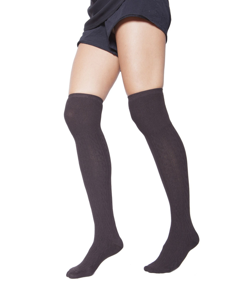 Lory Over the Knee Socks-Knee Socks-Leggsington