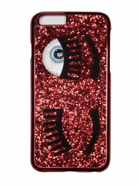 Chiara Ferragni - Flirting IPhone Case - Red