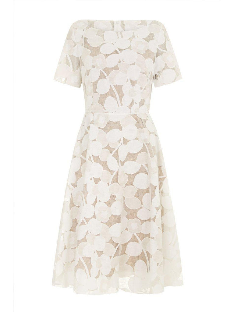 Emma Dress- White-Dress-Leggsington