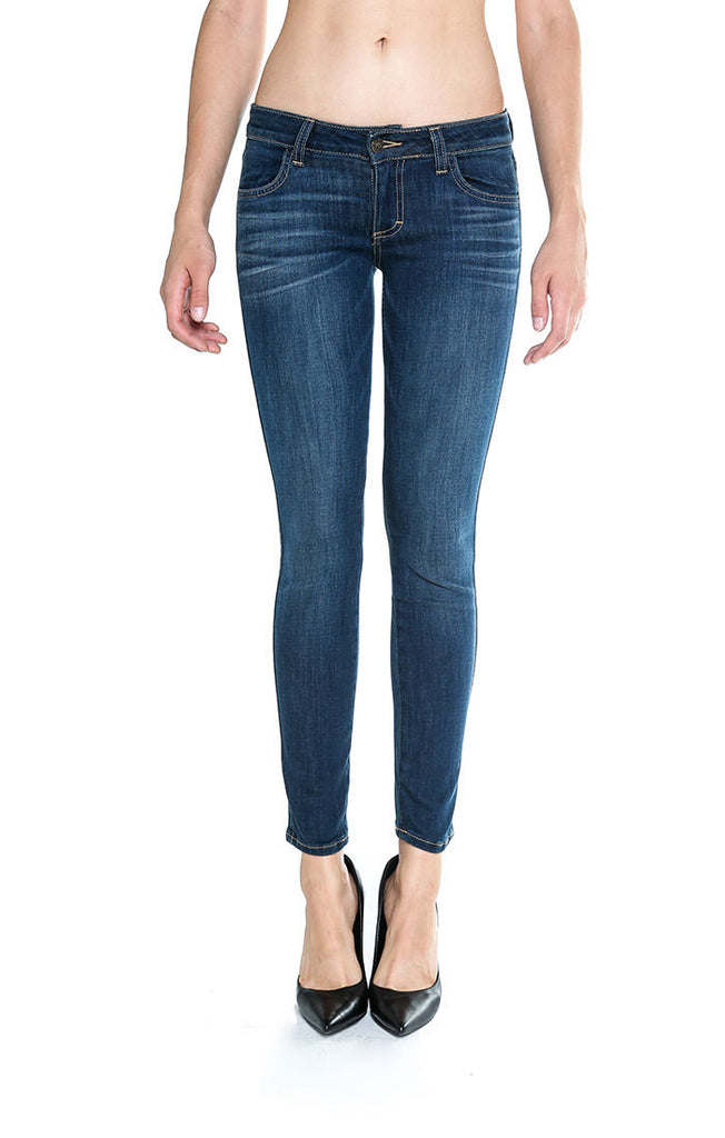 Siwy Denim- 'Hannah in Forever' - Blue Skinny Jeans