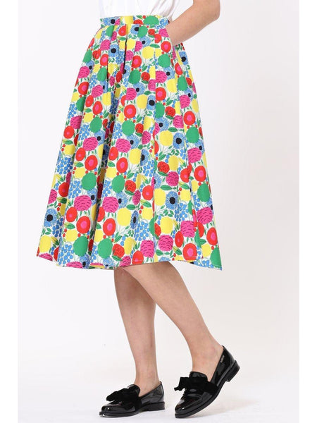 Emily Skirt- Botanical-Skirt-Leggsington
