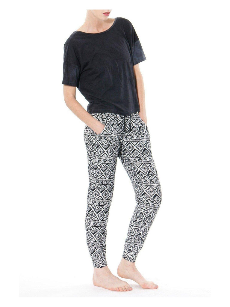 Patterned Joggers Awesome Inspiration Ideas