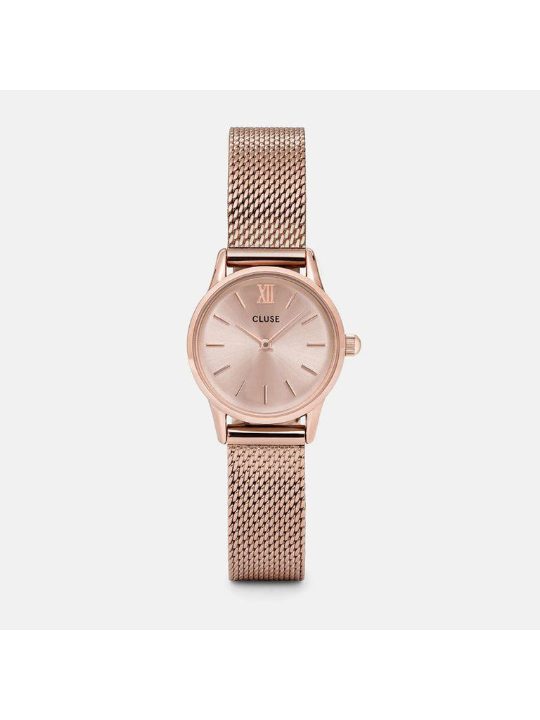 Cluse Watches - La Vedette - Full Rose Gold Mesh