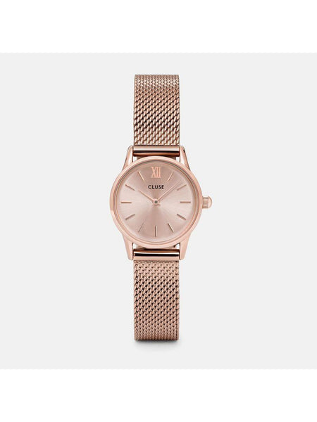 Cluse Watches - La Vedette - Full Rose Gold Mesh-Accessories-Leggsington