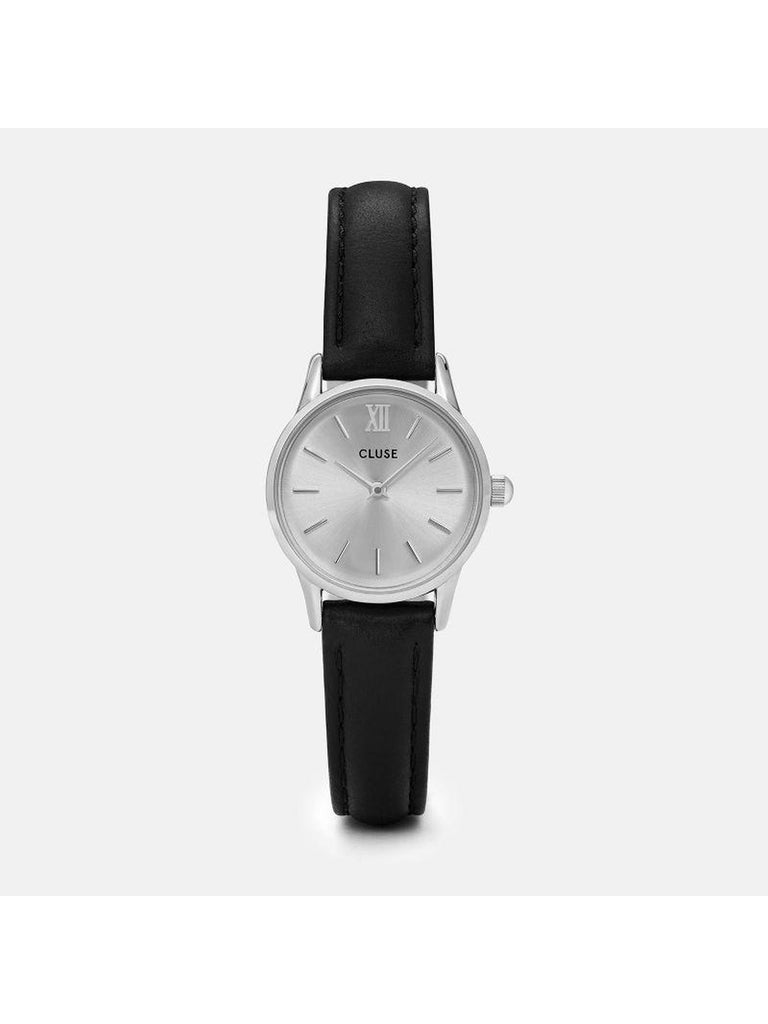 Cluse Watches - La Vedette - Silver / Black-Accessories-Leggsington