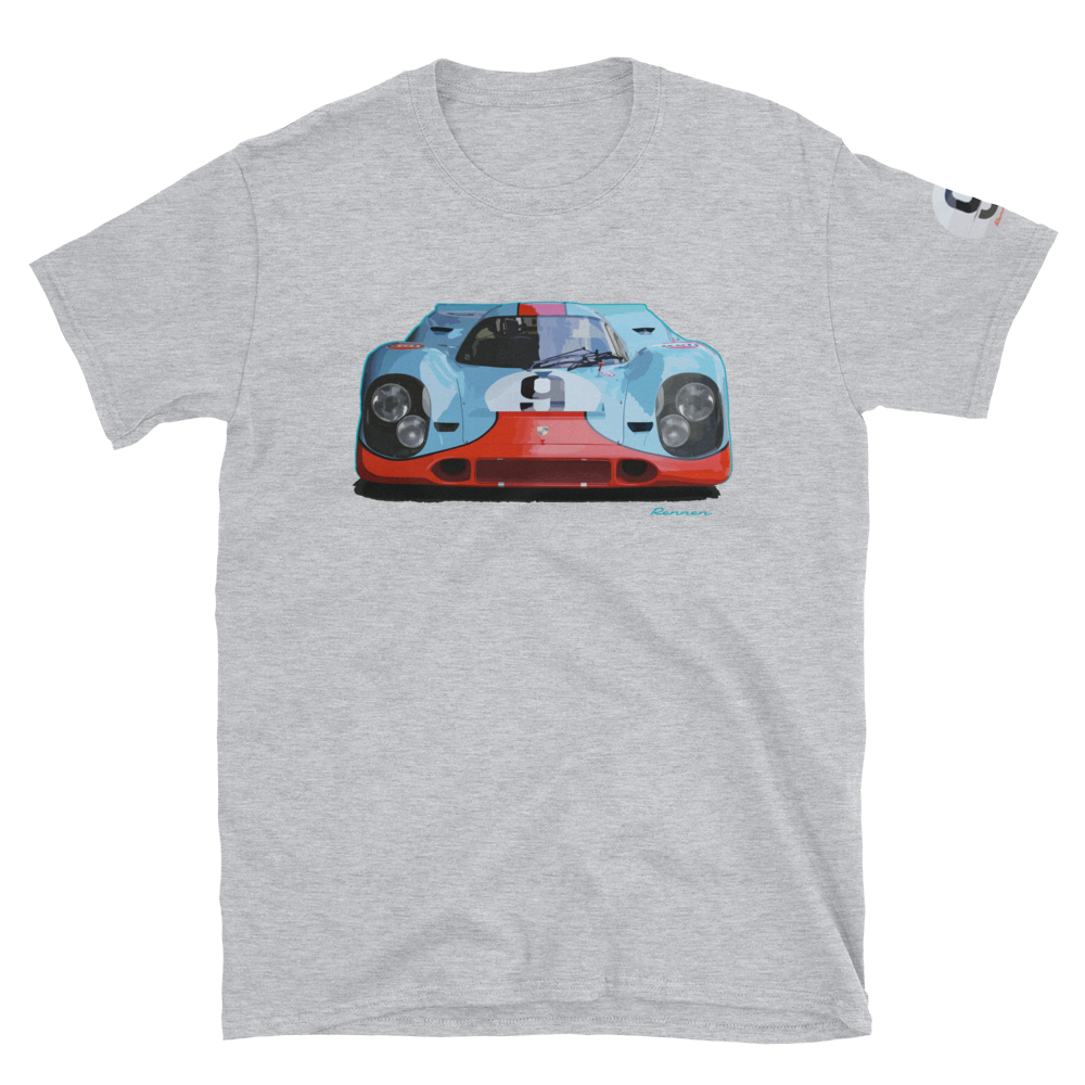 Brands Hatch Porsche 917K – Classic Black, White, Sport Grey