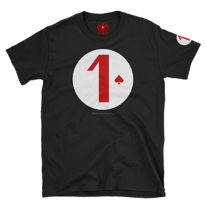 #1 Rennen Vintage Racing Roundel – Black, Sport Grey