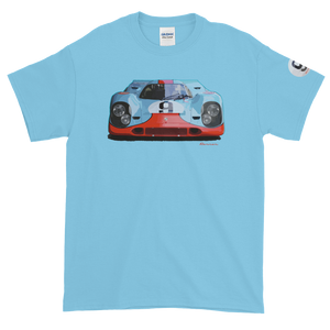 Brands Hatch Porsche 917K – Gulf Blue