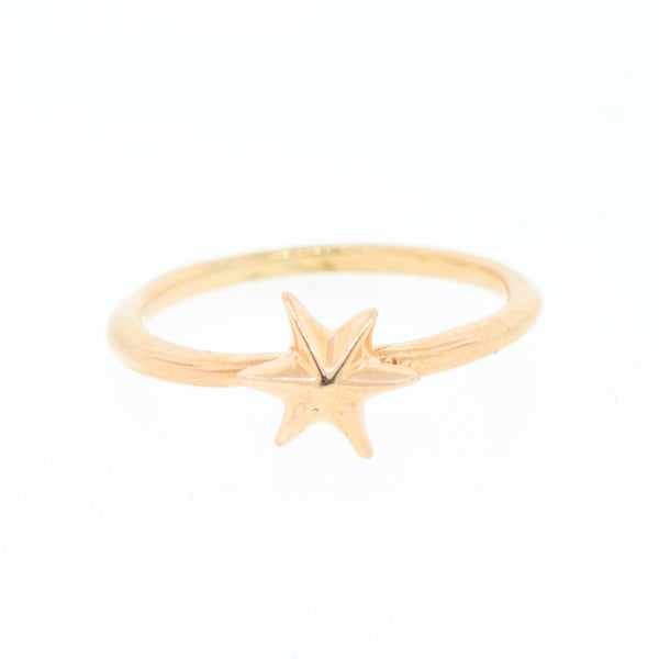 One Star Midi Ring