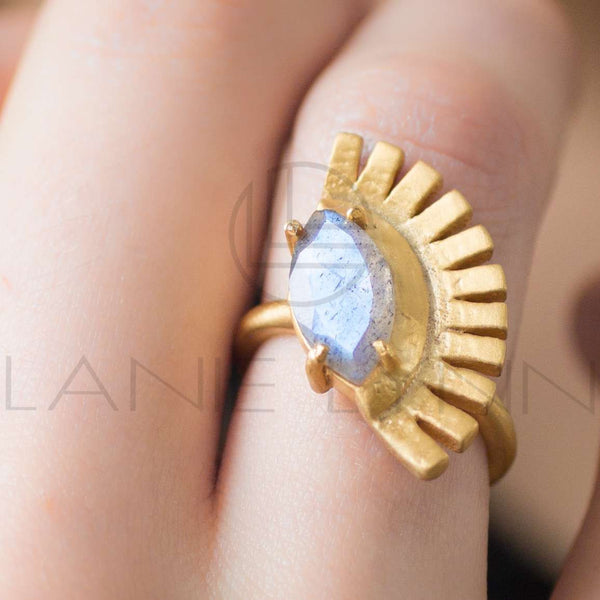 Egyptian Ring - Lanie Lynn  - 5