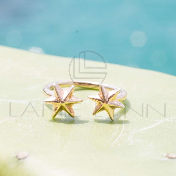 Two Star Ring - Lanie Lynn  - 2
