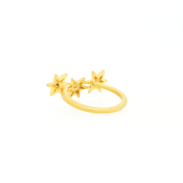 Three Star Ring