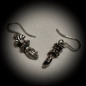 Hand-of-Valediction Earrings