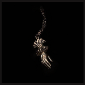 Hand of Valediction ~ necklace - Laura Flook