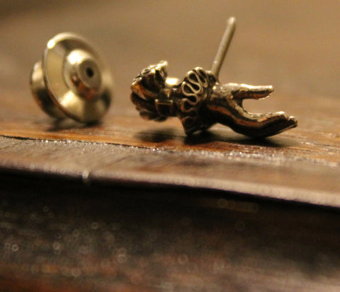 Hand-of-Valediction Lapel Pin / Tie Tack