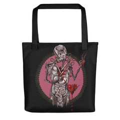 Unbroken (Pink) ~ Tote Bag (with Personalization option)